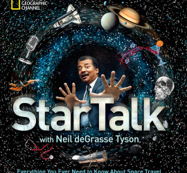 Startalk-Neil deGrasse Tyson