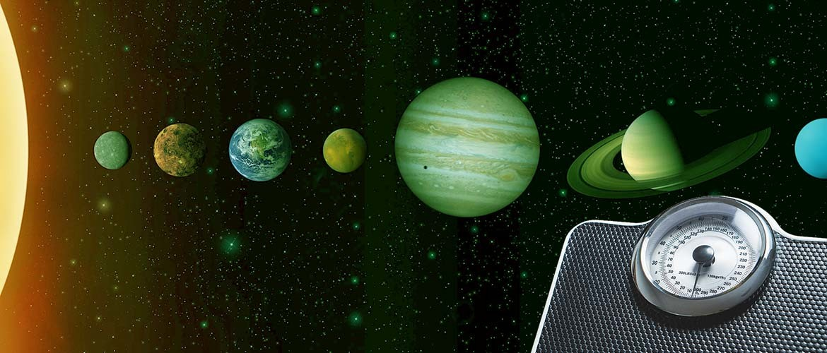weight on other planets - photo #23